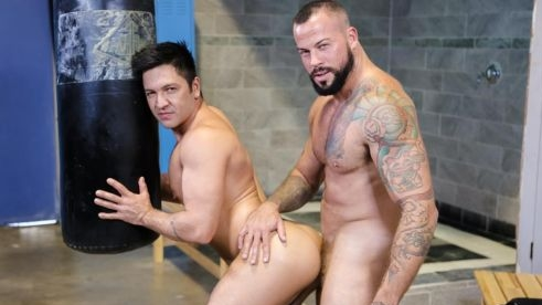 Training Hard Part 2 – Dominic Pacifico & Sean Duran