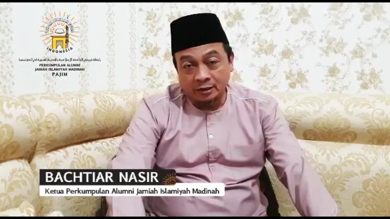Ajakan Ketua Perkumpulan Alumni Jamiah Islamiyah Madinah Soal Kepemimpinan Bangsa