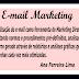 Como fazer E-mail Marketing de sucesso