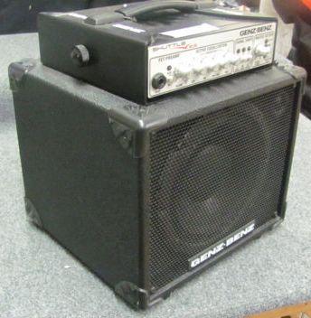 Rex And The Bass Genz Benz Shuttle 3 0 8t Bass Amplifier Review