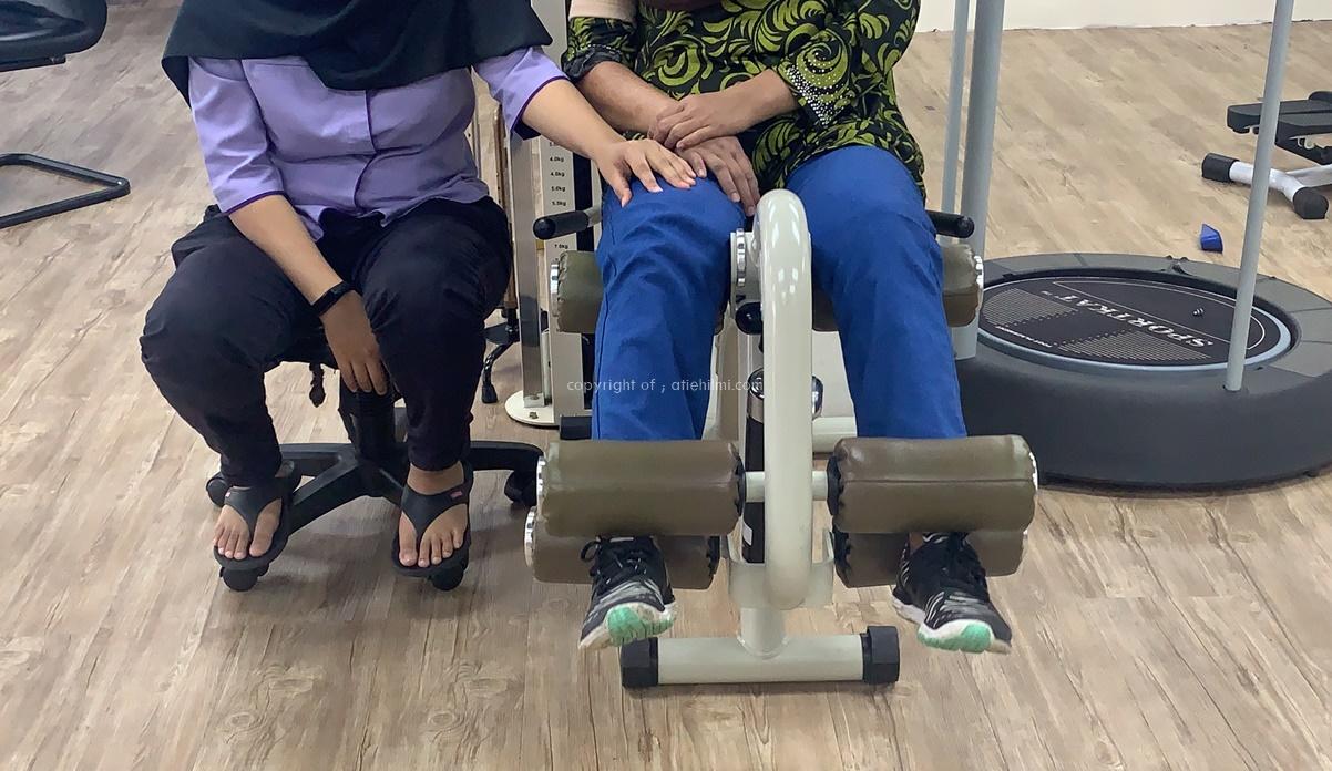 Rawatan Pesakit Stroke Selangor