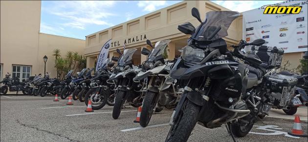 Με μεγάλη επιτυχία η 23η συγκέντρωση BMW Riders Club Hellas στο Ναύπλιο