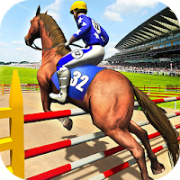 Horse Riding Rival: Multiplayer Derby Racing Apk Download