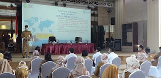 250 Orang Para Medis Dan Non Medis Ikut Pelatihan Yang Dilaksanakan  Oleh Pemkot Jambi.