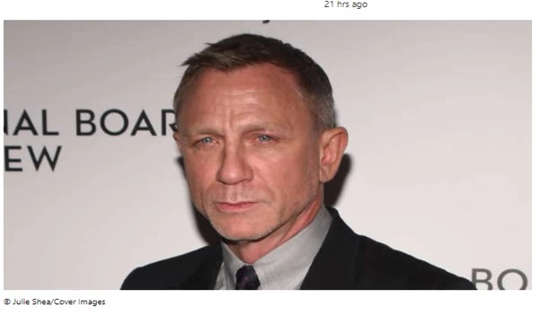 As Daniel Craig's final out, James Bond pushed for Easter