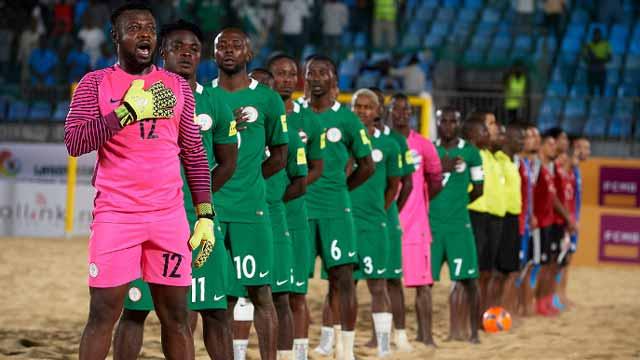 Nigeria beat Libya, meet Tanzania today.