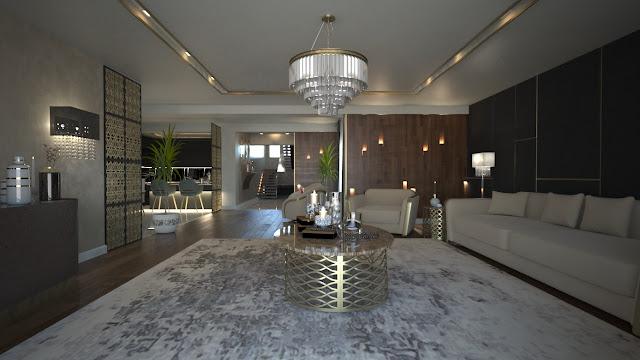 Design interior case moderne in Bucuresti - Studio design interior
