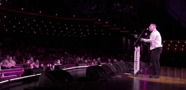 Matthew West Performs at The Grand Ole Opry