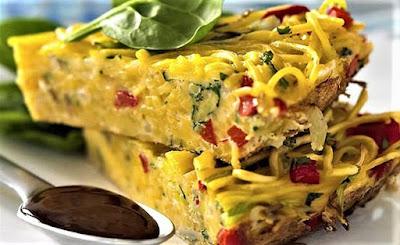 omelet anak kost