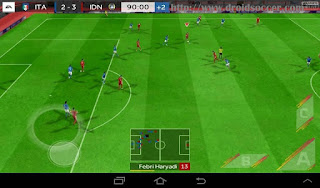 Download FTS 15 Mod FIFA 18 by Rizky Ars Apk + Data Obb Android