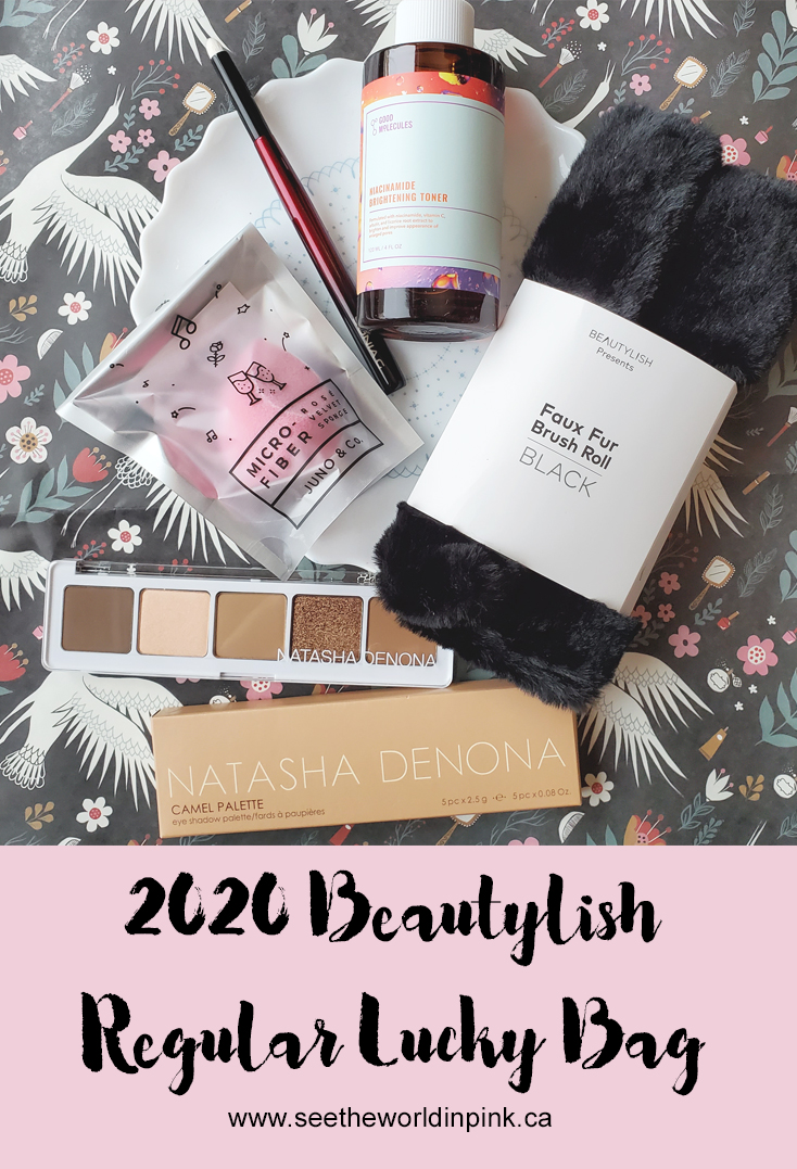 Beautylish Lucky Bag 2020 Unboxing