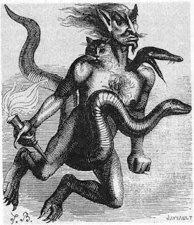 aim, goetia, daemon, ocultismo