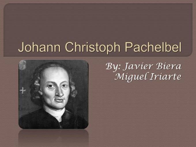 Jejak Indah Johann Christoph Pachelbel dalam Musik Klasik