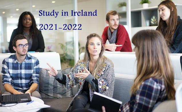 Ireland Govt Scholarship for Pakistani Student 2021 Fully Funded