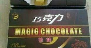 Magic Chocolate Perangsang Wanita
