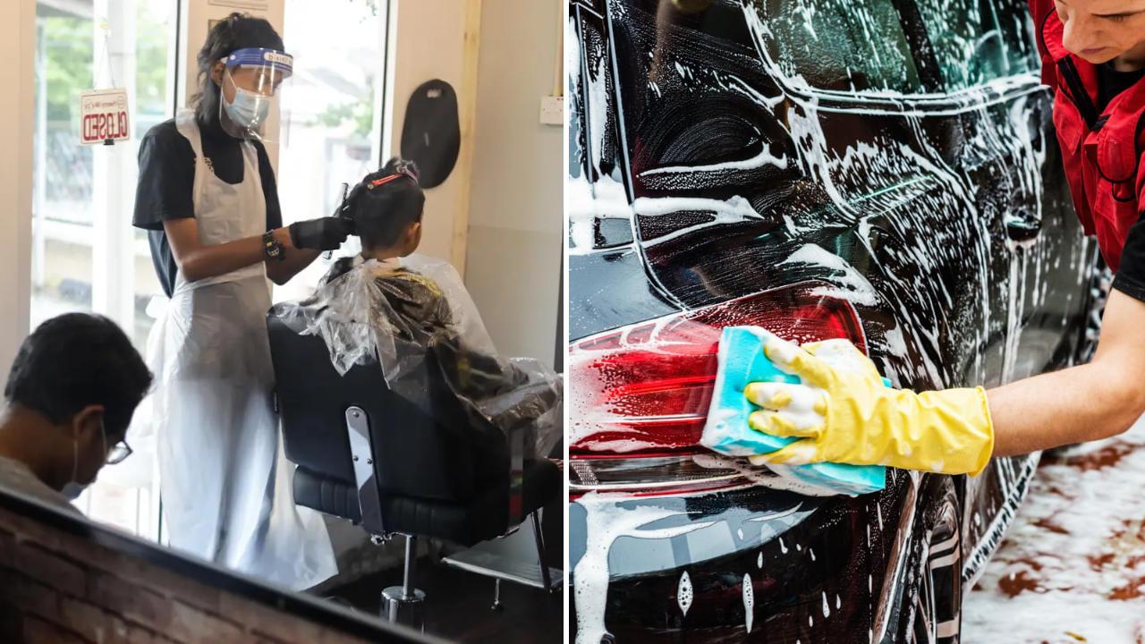 Selain kedai gunting rambut dan carwash, ini antara senarai aktiviti perdagangan yang dibenarkan beroperasi di Fasa 1 PPN