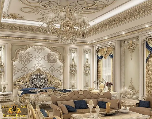 ديكور الوان غرف نوم