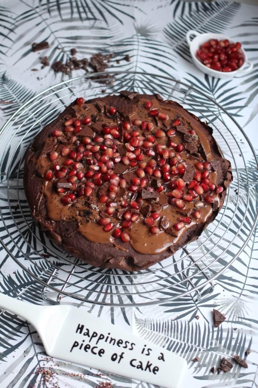 Rote Bete Schoko Torte Rezept