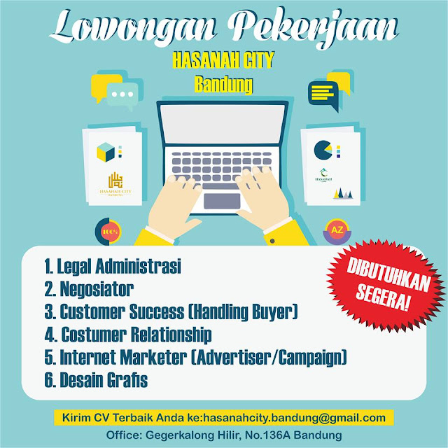 Loker Hasanah City Bandung