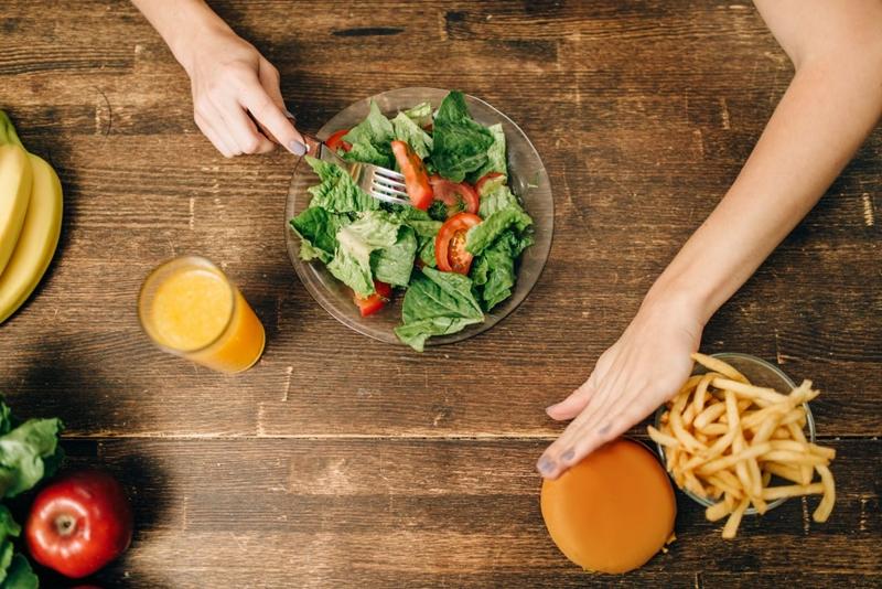 Bahar diyeti ile daha da hafifleyin