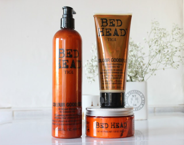 Bed Head Colour Goddess Oil Infusion Conditioner Review