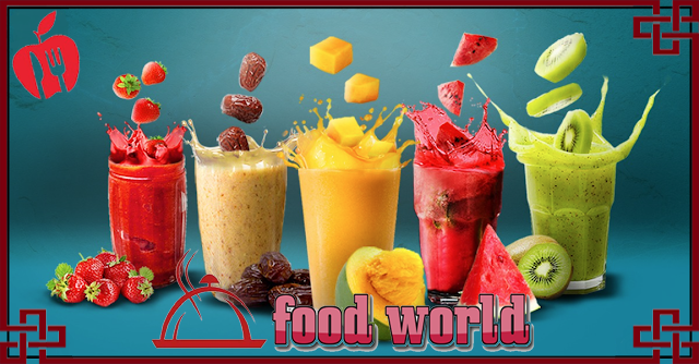 healthy and delicious smoothies