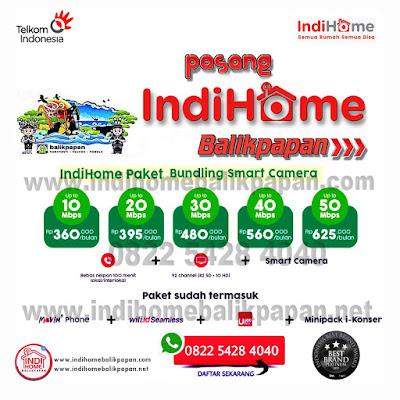 Paket Indihome bundling CCTV