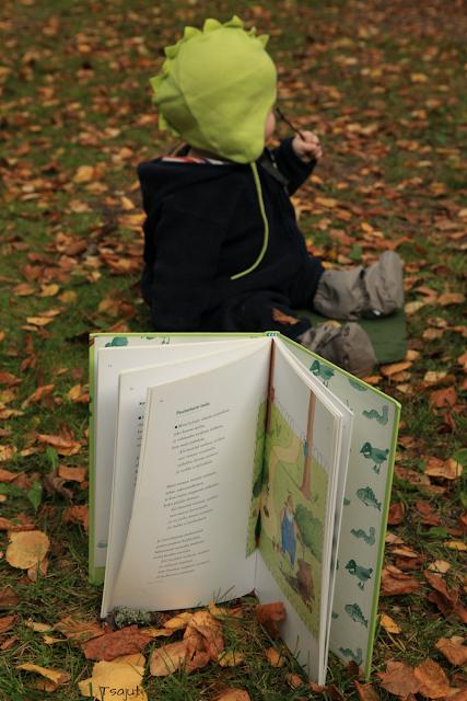runokirja lapsille