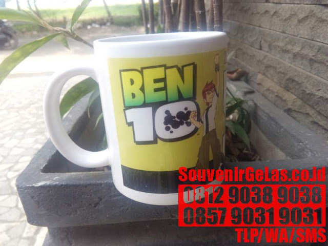 SUPPLIER SOUVENIR GELAS MURAH