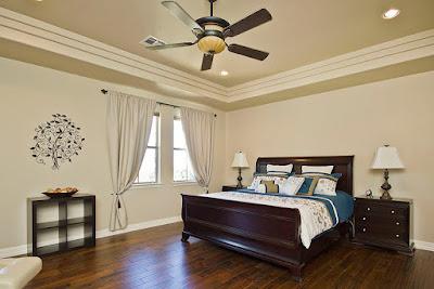 แบบห้องนอนสไตล์วินเทจ