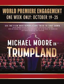 Michael Moore en TrumpLand (2016)