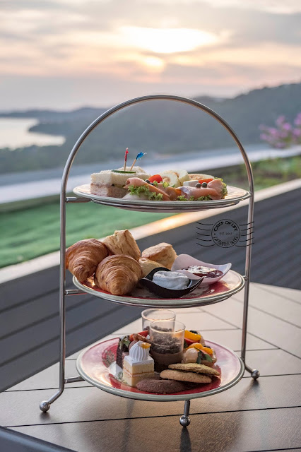 High Tea with Spectacular View @ Satellite Bar, Lexis Suites Penang