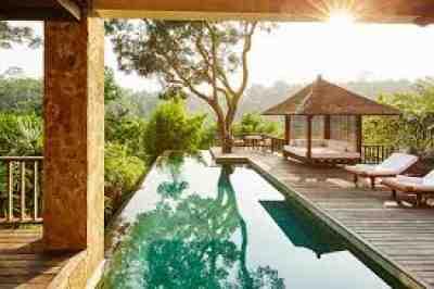 Como Shambhala Estate Bali, Bali, Indonesia