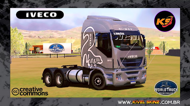 IVECO HI-WAY - JEGÃO DO NENI