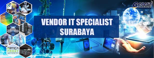 Vendor IT Specialist Surabaya
