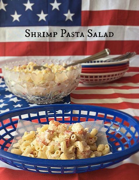 Cooking On A Budget Shrimp Pasta Salad
