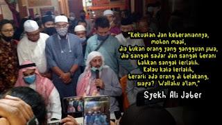 Syekh Ali Jaber Bilang Pelaku Bukan Orang Gila dan Sudah Terlatih, Mahfud MD Komentar Begini