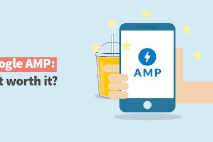 Apakah Blog AMP Lebih Cepan Diindeks Google?