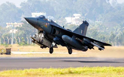 Indian fighter aircraft