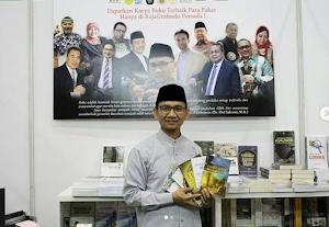 Profil Dr. Oni Sahroni, M.A Pengganti Wapres Ma'ruf Amin Jadi DPS Mandiri Syariah