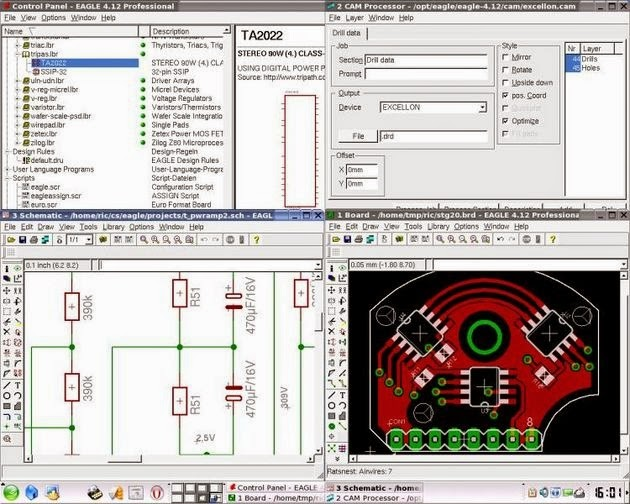Nice Eagle Cad Software Download Images - Electrical Circuit Diagram ...