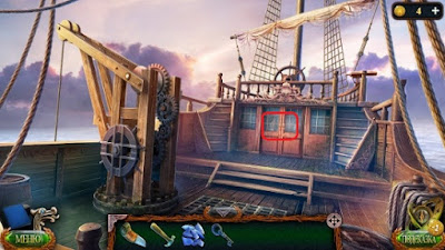 открываем каюту капитана на корабле в игре затерянные земли 4 скиталец