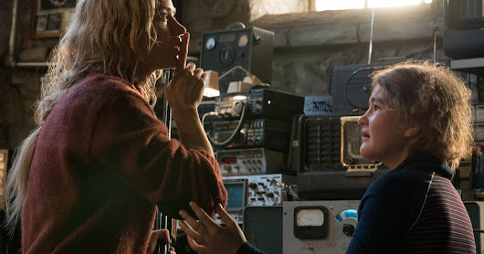 A QUIET PLACE: SOUNDING THE SILENCE