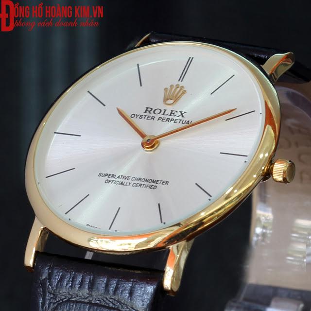 Đồng hồ nam dây da giá đẹp