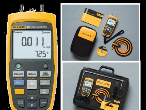 Fluke 922 Micromanometer/Air Flow Meter