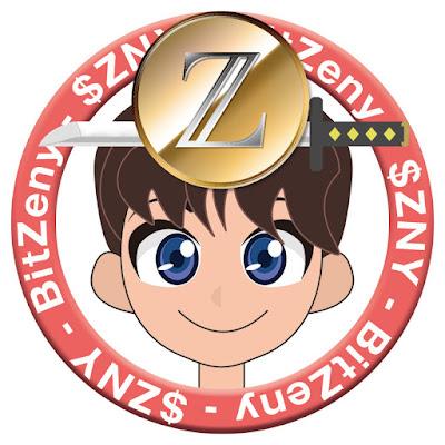BitZeny(ビットゼニー)/$ZNY応援リング男の子