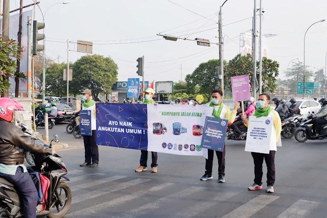 jalan hijau tingkatkan kualitas udara dan kurangi kemacetan