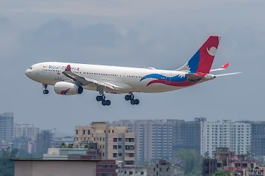 Nepal Airlines Repatriation Chartered Flight From Bangladesh
