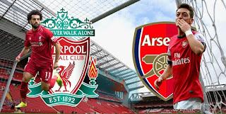 نتيجة مباراة ليفربول وارسنال بتاريخ 29-12-2018 الدوري الانجليزي