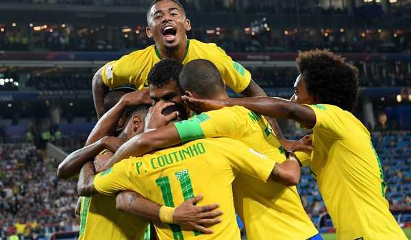 Brasil Bantai Peru Dan Lolos Ke Perempat Final Copa Amerika 2019